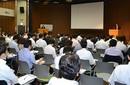 井上東京労働局部長らが講演、全国から250人参加   技能協・物流部会の「物流人材サービス特別セミナー」