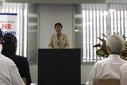 「働き方改革はほんの入り口」  竹中教授が講演
