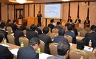 日本のものづくりを支える使命と役割を考察  技能協、創立30周年記念講演会